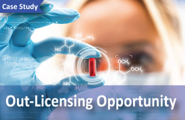 out licensing opportunity
