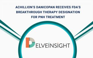 Achillion's Danicopan receives FDA's Breakthrough Therapy designation for PNH treatment