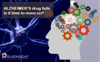 Alzheimer's drug fails! Is it time to move on?