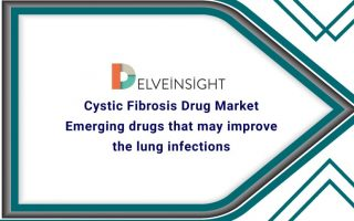 Cystic Fibrosis Drug Market: Emerging drugs that may improve lung infections