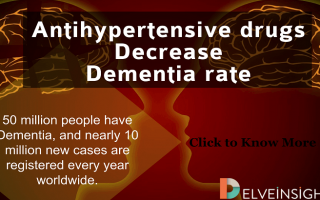 Antihypertensive drugs decrease Dementia rate
