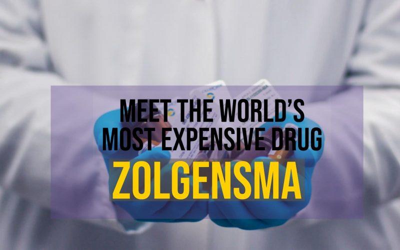 Meet the World's most expensive drug: Zolgensma