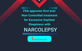 FDA approves first-ever Non-Controlled treatment for Excessive Daytime Sleepiness with Narcolepsy