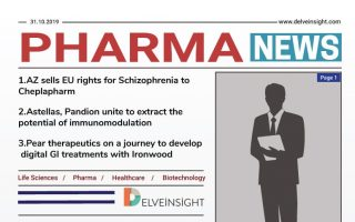 AZ sells EU rights for Schizophrenia to Cheplapharm; Astellas, Pandion unite to extract the potential of immunomodulation; Pear therapeutics on a journey to develop digital GI treatments with Ironwood