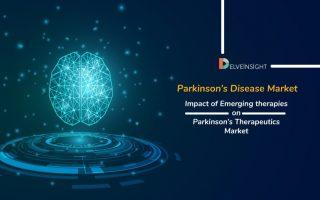 Parkinson's Disease Market: Impact of Emerging therapies on Parkinson's therapeutics market