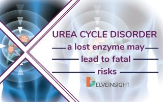 UREA CYCLE DISORDER – A LOST ENZYME may lead to FATAL RISKS