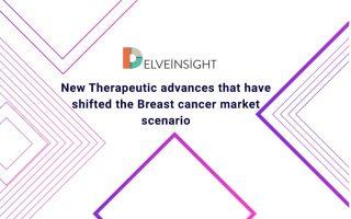 New Therapeutic advances that have shifted the Breast cancer market scenario