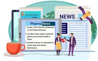 Evotec, Vifor Pharma collaborates to cure kidney diseases; AZ takes major steps to advance pharma and medicine R&D in China; Amneal licenses-in a Myasthenia Gravis drug from Kashiv BioSciences