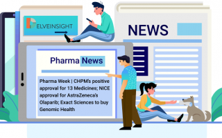 Pharma Week | CHPM's positive approval for 13 Medicines; NICE approval for AstraZeneca's Olaparib; Exact Sciences to buy Genomic Health