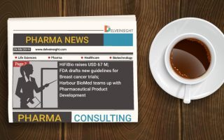 HiFiBio raises USD 67 M; FDA drafts new guidelines for Breast cancer trials; Harbour BioMed teams up with Pharmaceutical Product Development