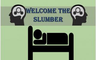 Welcome the Slumber