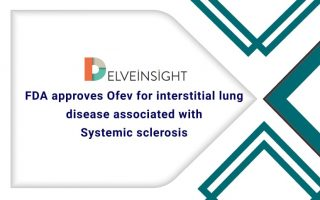 FDA approves Ofev  for interstitial lung disease associated with Systemic sclerosis