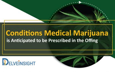 Conditions Medical Marijuana is Anticipated to be Prescribed in t...