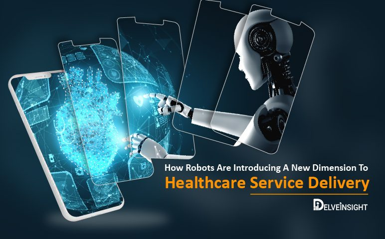 How Robots Are Introducing A New Dimension To Healthcare Service Delivery