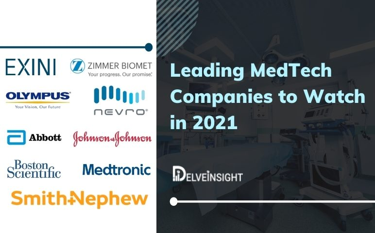 Medical Devices Market Blooms as the Key MedTech Companies Continue to Bring-In Innovation