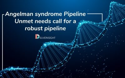 Angelman syndrome Pipeline: Unmet needs call for a robust pipelin...