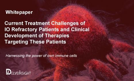 Current Treatment Challenges of IO Refractory Patients and Clinical Development of Therapies Targeting These Patients Whitepaper