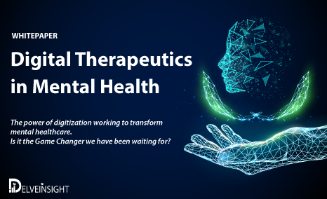 Digital Therapeutics in Mental Health Whitepaper