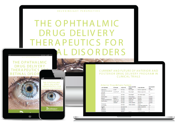The Ophthalmic drug delivery therapeutics for retinal disorders